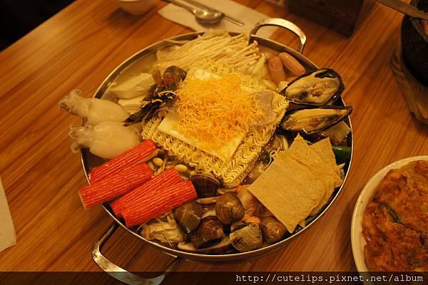 海鮮部隊鍋