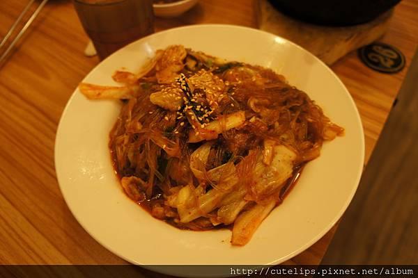 單點-韓式炒冬粉