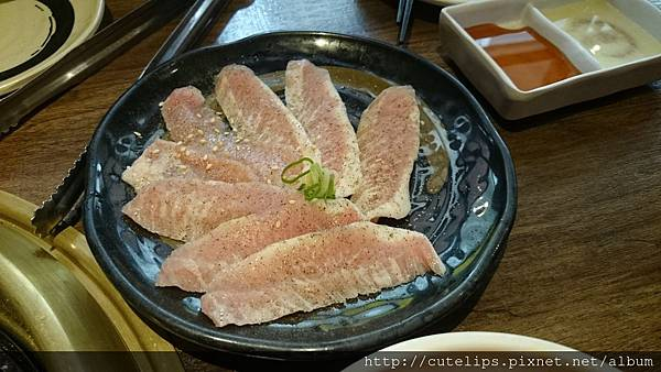 椒鹽霜降豬肉