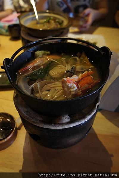 1580元個人套餐-極致海鮮鍋104/5/10