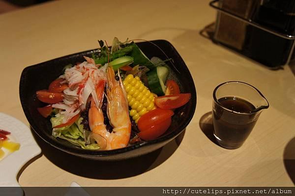 和風海鮮沙拉