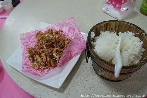 蒜酥野溪蝦