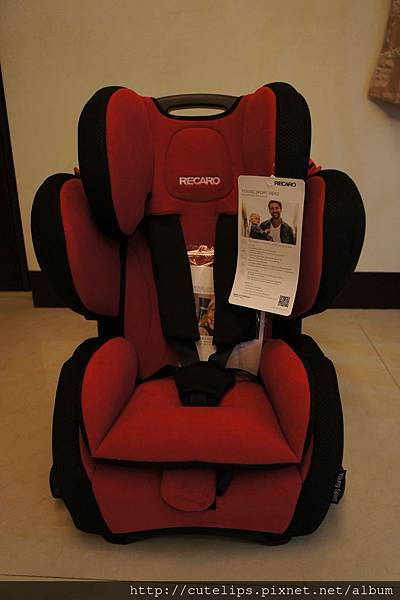 Recaro Young Sport Hero正面