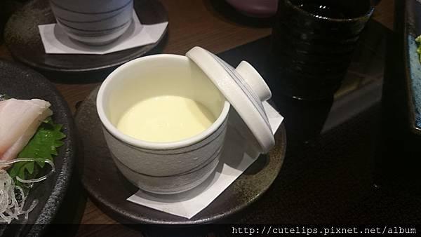 雙人御膳前菜-藍屋茶碗蒸104/7/19