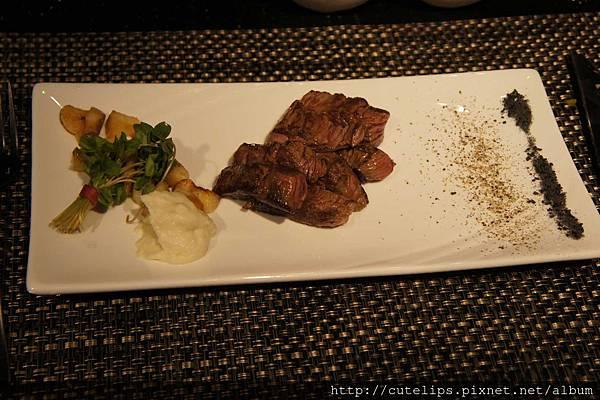 主餐-主廚推薦老饕頂級上蓋肉