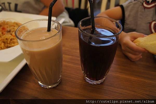 冰奶茶&冰茶