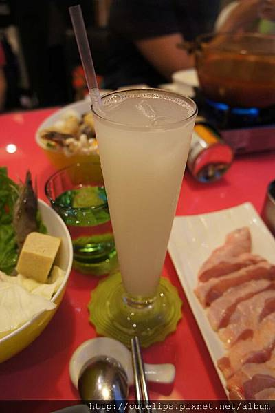 附餐飲料-檸檬汁