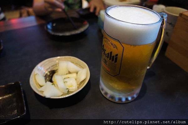朝日生啤酒