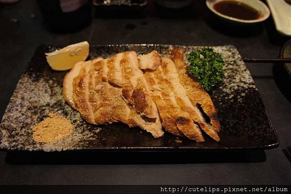 鹽烤松坂豚