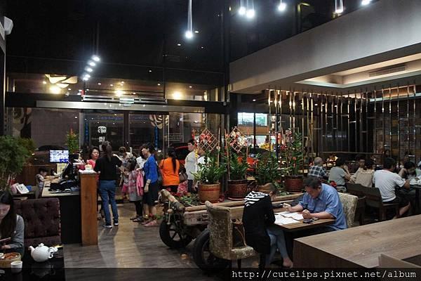 餐廳內環境