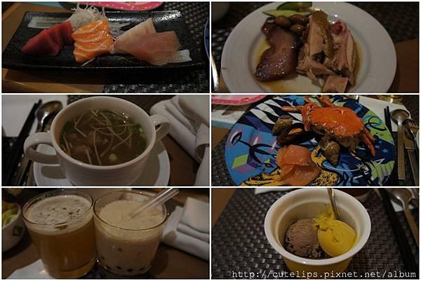 buffet菜色104/9/26