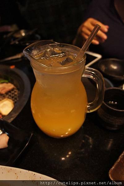 四人套餐-柚子茶104/9/27