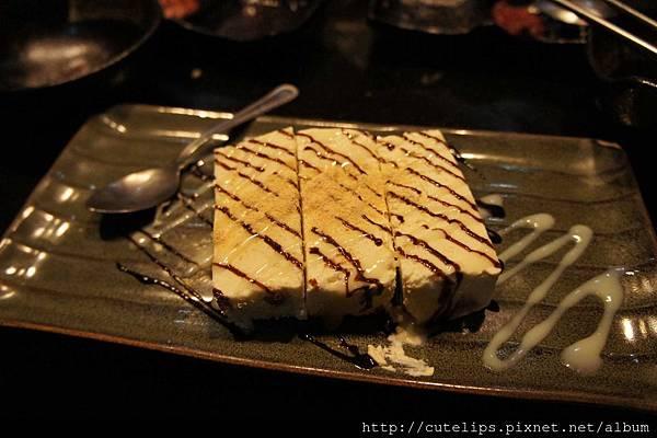 單點-豆腐冰淇淋104/9/27