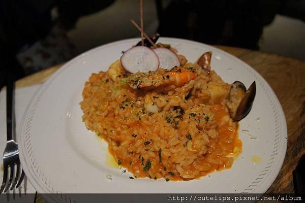 漁夫式海鮮燉飯