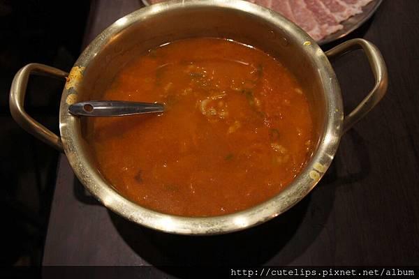 韓風泡菜湯