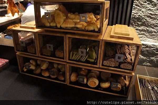 麵包餅乾區