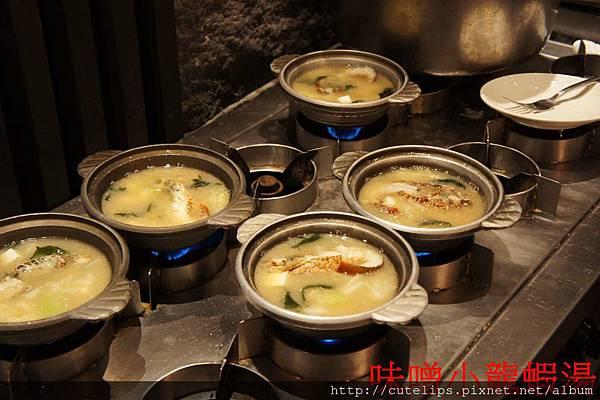 現煮味噌小龍蝦湯