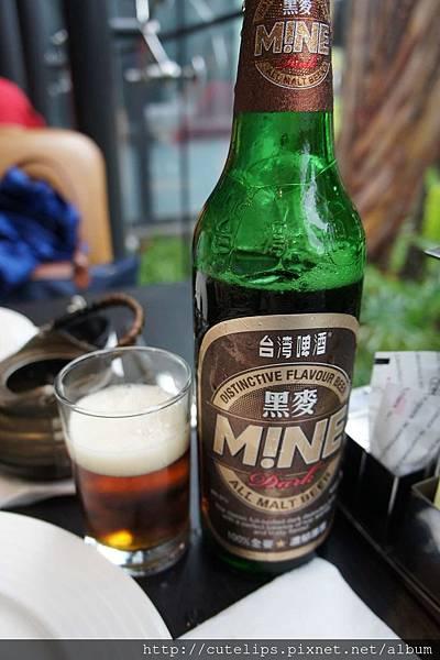 台啤黑麥啤酒