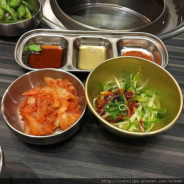 泡菜&醬料