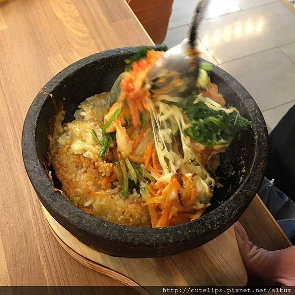 起司石鍋拌飯