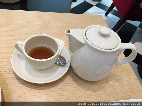 雙人套餐-熱紅茶