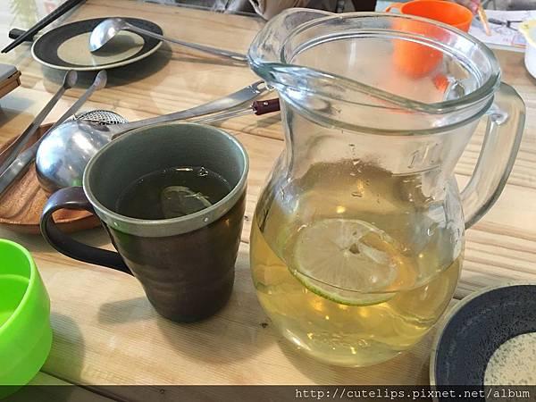 飲料-蜂蜜檸檬