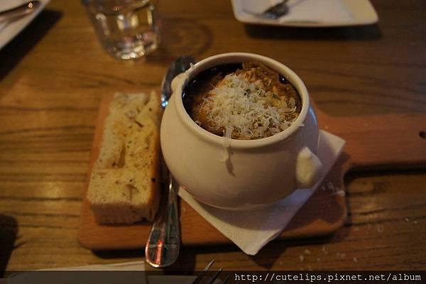 法式洋蔥清湯