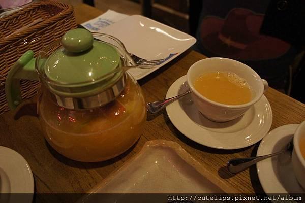特製水果茶
