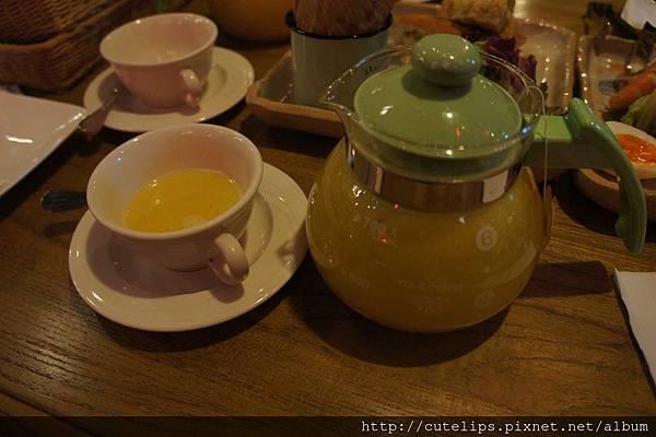 精釀特製桔茶