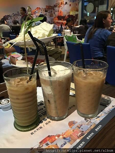 皇家奶茶&冰淇淋紅茶