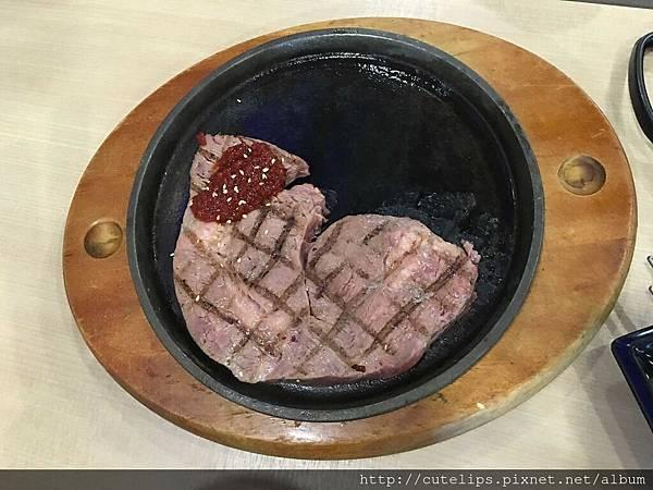 12盎司厚切板塊沙朗牛排