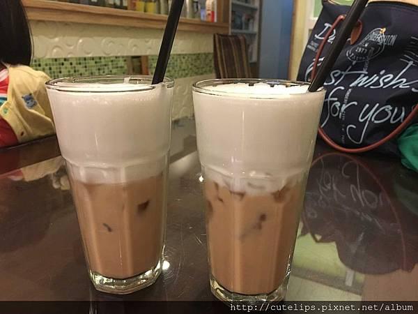 附餐飲品-鮮奶茶