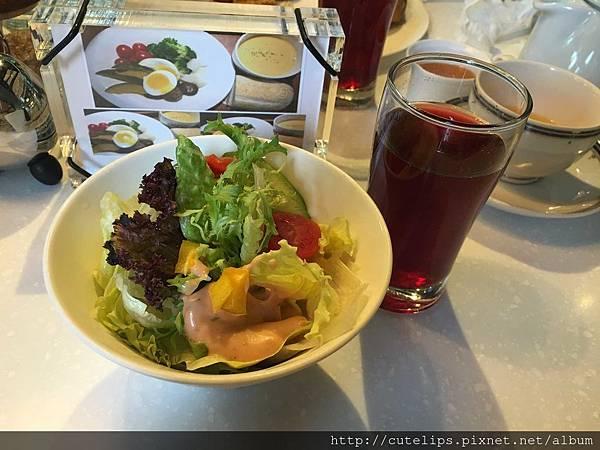 千島醬沙拉&現打果汁105/5/2