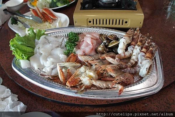 綜合海鮮拼盤