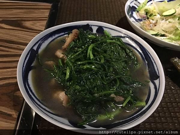山雞肉炒野菜