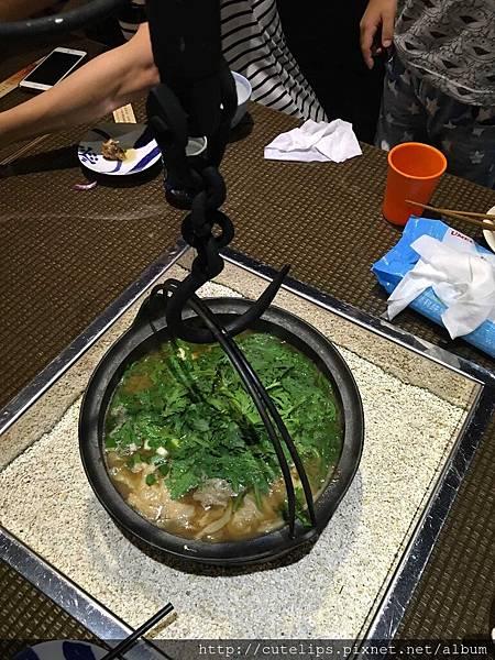 鮮魚綜合味噌鍋