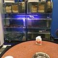 新鮮海鮮魚缸