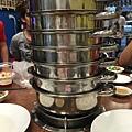 六層海鮮鍋