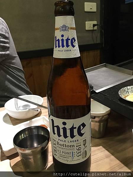韓國Hite啤酒