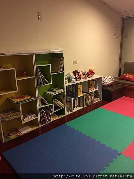 二樓兒童遊戲室