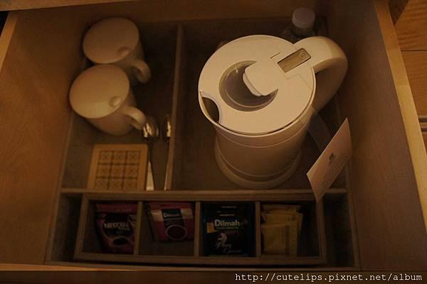 咖啡及茶沖調設備