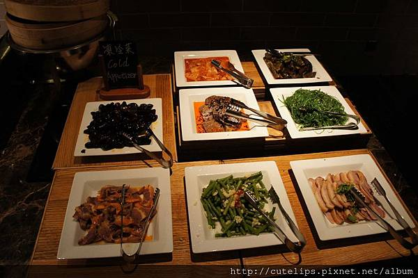 中式開胃小品