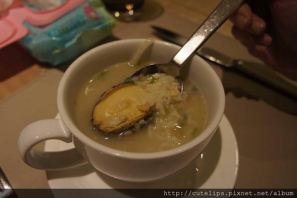 鮑魚海參泡飯