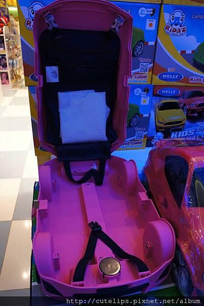 兒童行李箱