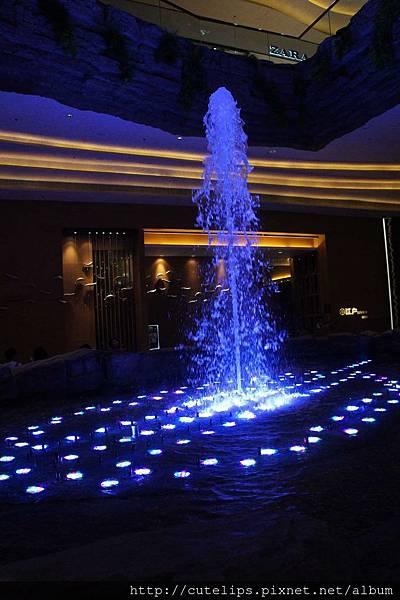 金沙廣場噴水池