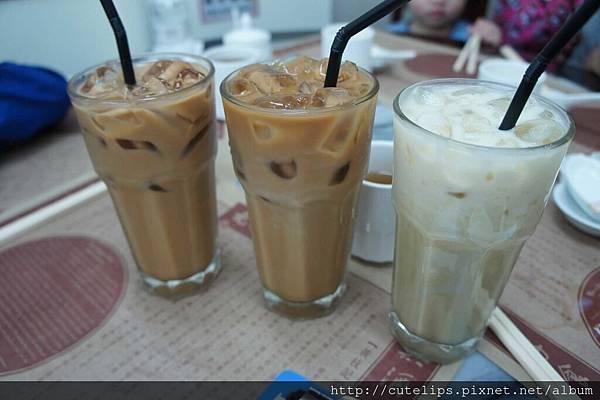 奶茶、鴛鴦&好立克