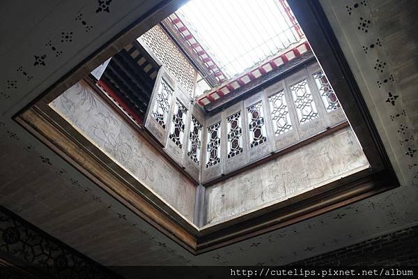 盧家大屋-天井