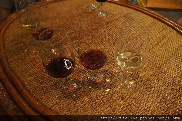 葡萄酒博物館-試酒