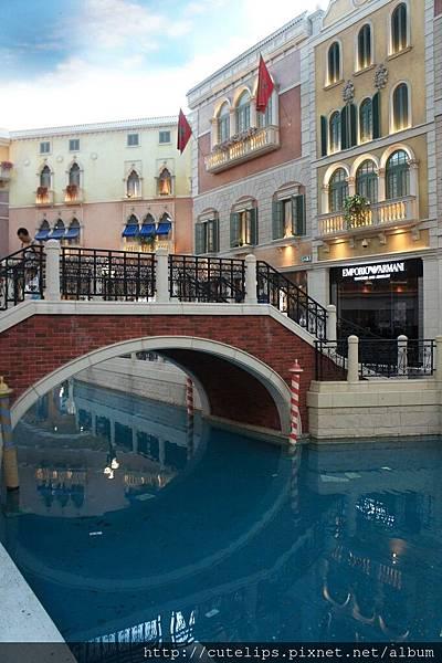 威尼斯人購物中心