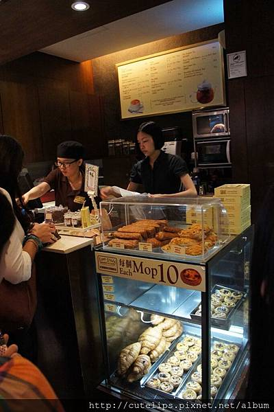 安德魯餅店